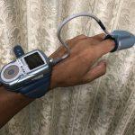 睡眠時無呼吸症候群簡易検査