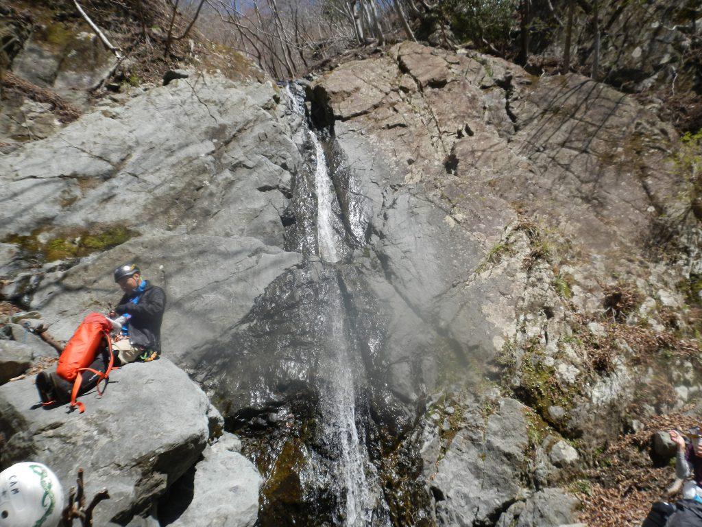富士形の滝