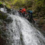 2段5mの滝